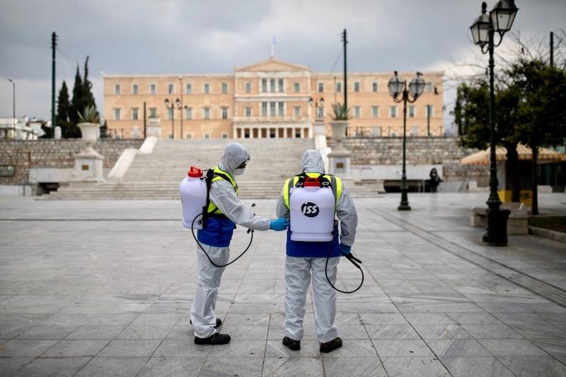 Το παράδειγμα της Ελλάδας, του Γιώργου Πολίτη