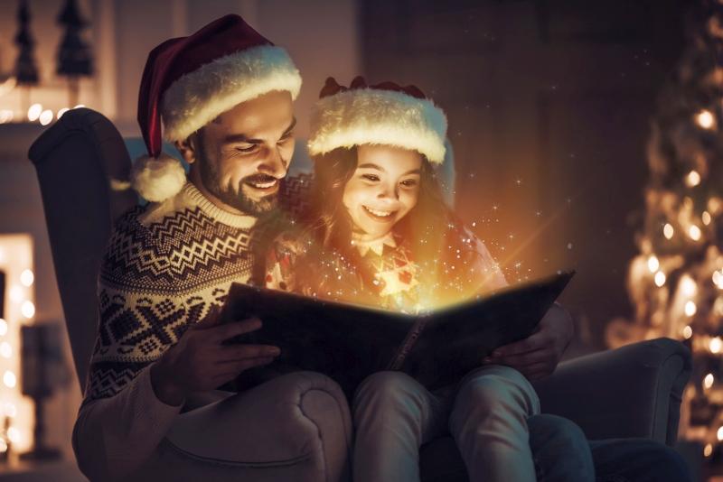 10+1 βιβλία για μαγικά Χριστούγεννα