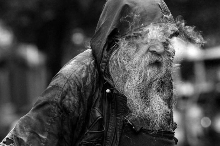 Ο γέρος στο φανάρι (διήγημα)