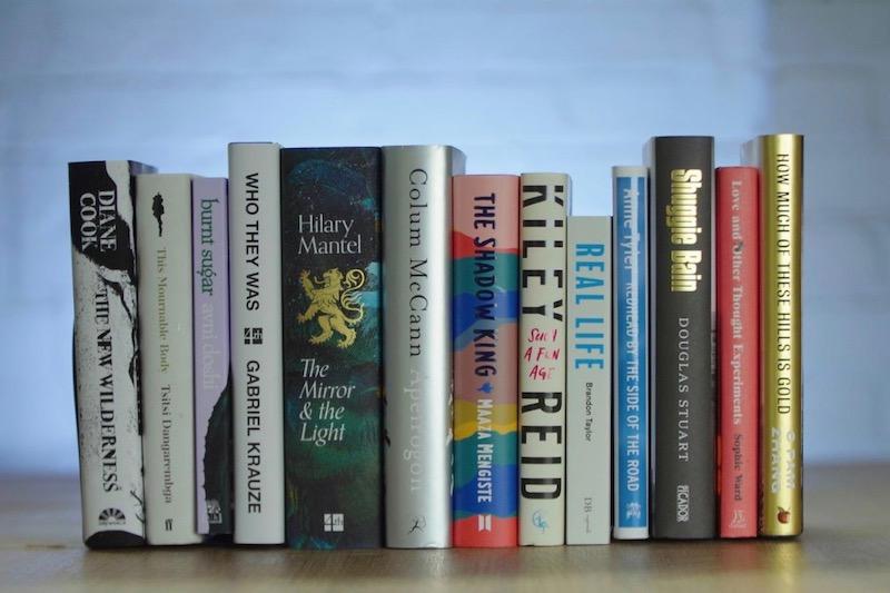 Αυτά είναι τα υποψήφια μυθιστορήματα για το Μπούκερ 2020