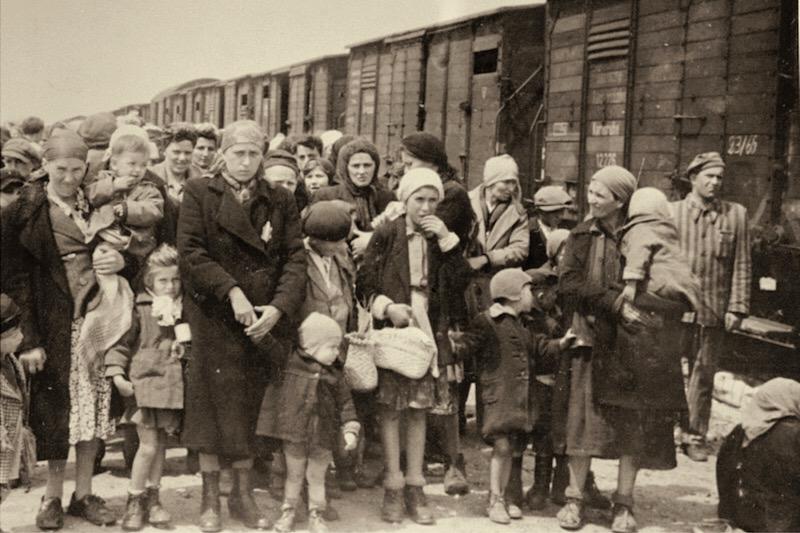 Άουσβιτς: η φωνή των Εβραίων, τύψεις των Γερμανών