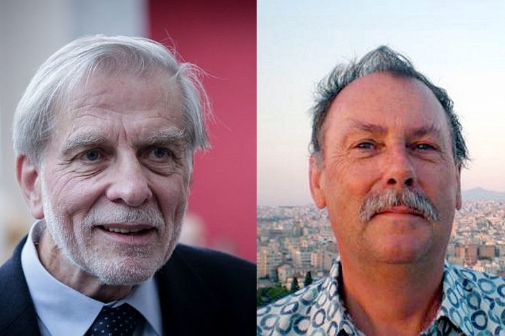 Στους Χάγκεν Φλάισερ & Ρόντρικ Μπίτον τα Βραβεία της Εταιρείας Συγγραφέων