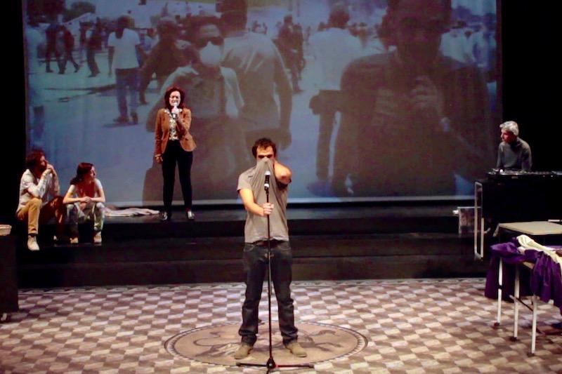 Οι «Συναντήσεις» του Μενέλαου Καραμαγγιώλη σε διαδραστική πλατφόρμα