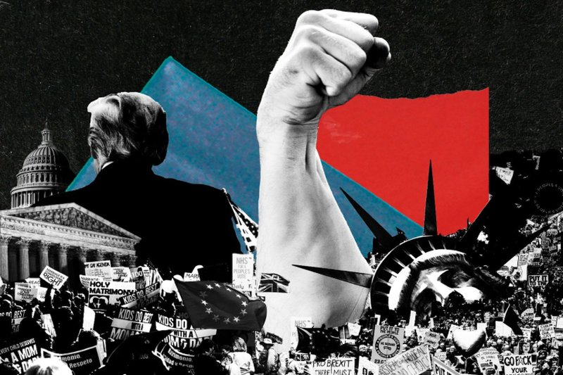 Ταξίδι στο άγνωστο, του Νικόλα Σεβαστάκη, ή τι πάει στραβά με τη φιλελεύθερη δημοκρατία;