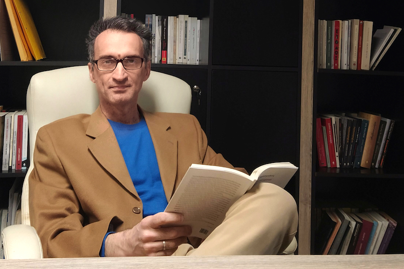 5 λεπτά με τον Γιώργο Ν. Περαντωνάκη