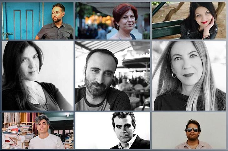 Εννέα συγγραφείς, εννέα αγαπημένα βιβλία