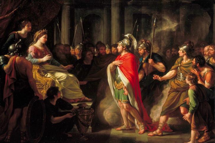 Αινειάδα, του Βιργιλίου – ένα θεμελιακό έργο