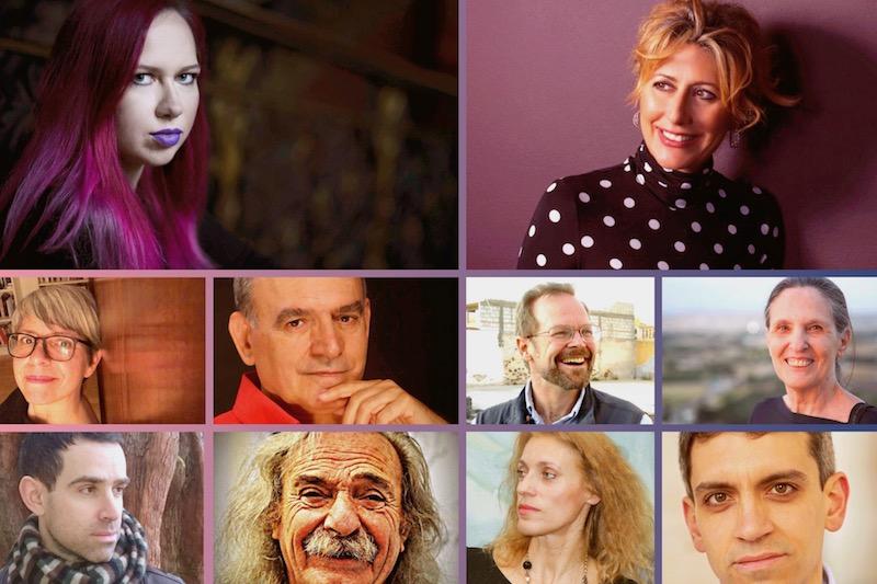 «Ποίηση σε πείσμα των καιρών»: 6ο Διεθνές Φεστιβάλ Ποίησης