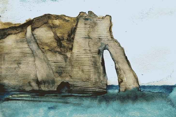 Βράχια, του Γιώργου Βέη – ποίηση πυκνή και πολύσημη