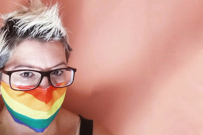 Λία Νικολάου: «Θέλω να δώσω φωνή στη ΛΟΑΤΚΙ+ κοινότητα και λογοτεχνία»