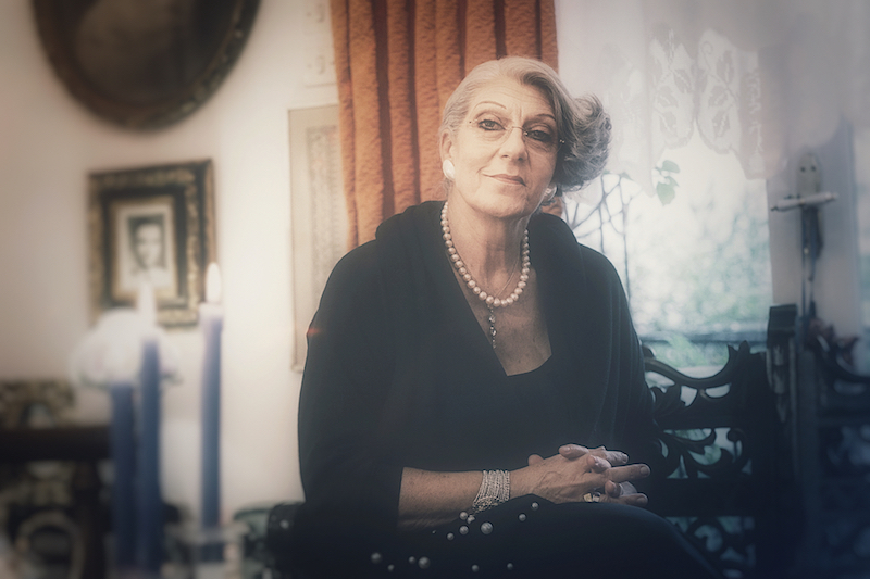 Άρτεμις Σκουμπουρδή: «Στην Αθήνα δοξάζεται η διαχρονία»