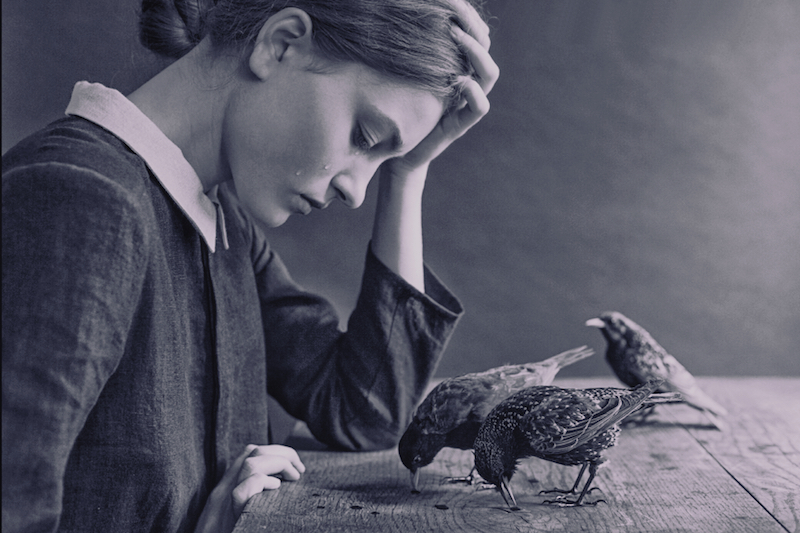 Θηριόμορφοι, της Έλενας Μαρούτσου – το θηρίο μέσα μας