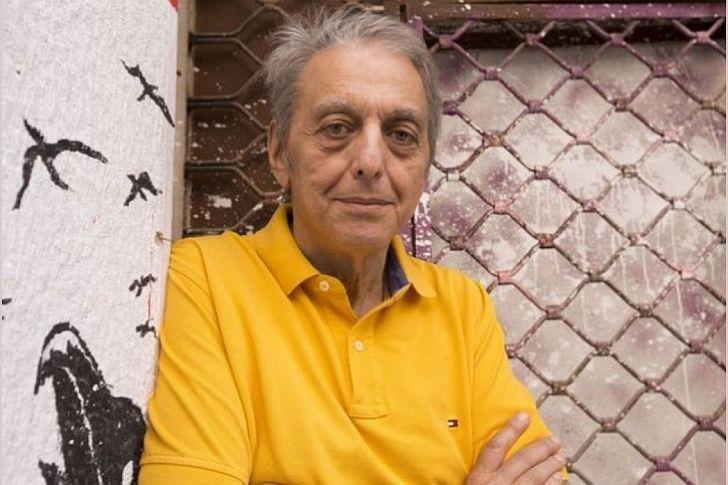 Πέθανε ο ποιητής και ζωγράφος Γιώργος Κακουλίδης
