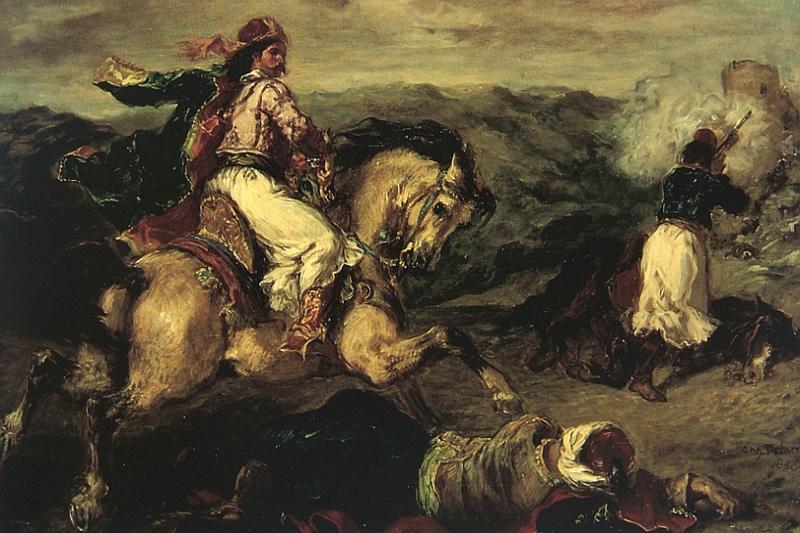 Ενάντια σε φρούρια και τείχη,1821 – Μια μικρή εισαγωγή για την Ελληνική Επανάσταση, του Γιώργου Μαργαρίτη