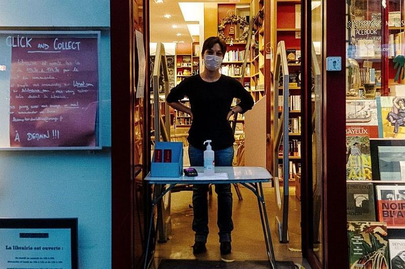 Ανοιχτά βιβλιοπωλεία, όπως στη Γαλλία!