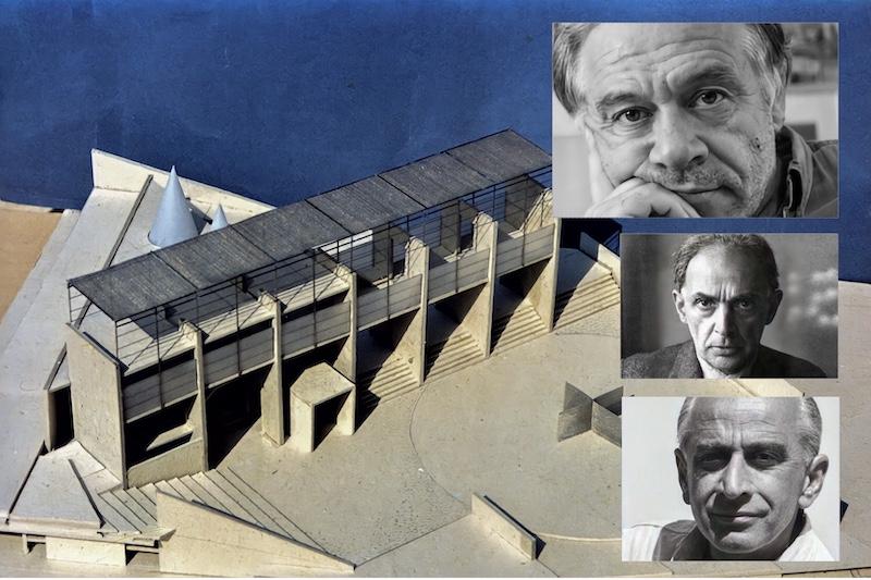 Γράφοντας για την Αρχιτεκτονική, του Τάση Παπαϊωάννου - Το κτήριο και το κείμενο