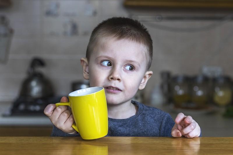 Το υπερκινητικό παιδί, του Ουμπέρτο Τζουκάρντι Μέρλι