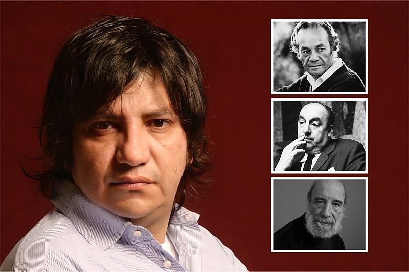Χιλιανός ποιητής, του Αλεχάντρο Σάμπρα –Άνδρες εραστές, άνδρες ποιητές