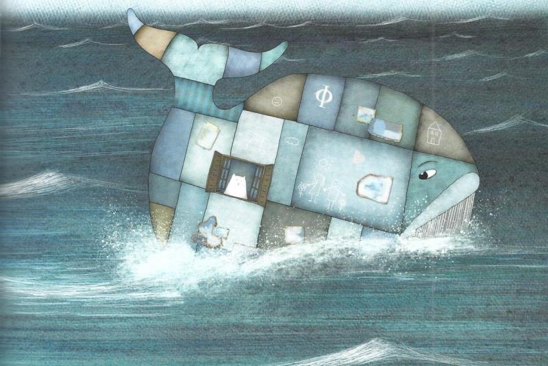 «Ο Φοίβος και η φάλαινα», της Άννας Κουππάνου
