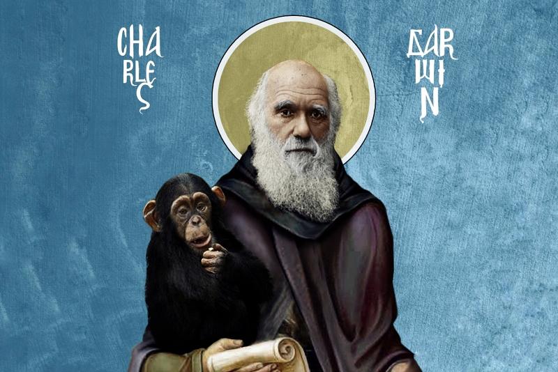 Στον καθρέφτη του Δαρβίνου, του Σπύρου Σφενδουράκη