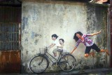 intearctive-street-art-painted-kids-on-wall