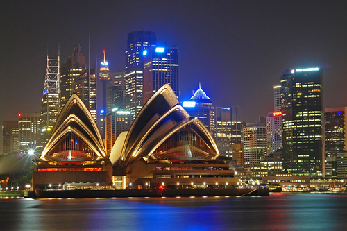 Opera-House-of-Sidney