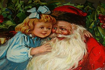 Ναι, Βιρτζίνια, υπάρχει Άγιος Βασίλης