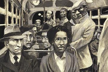 Το λεωφορείο της Ρόζα Παρκς