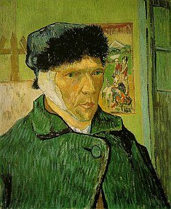 3-VanGogh-self-portrait-with bandaged ear