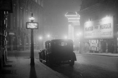 Μυστήριο στην αιθαλομίχλη
