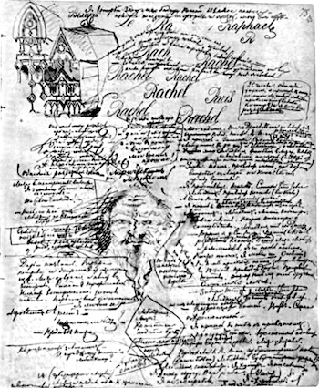 the demons manuscript