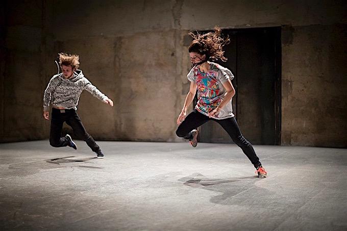 Πώς φτιάχνεται μια χορογραφία