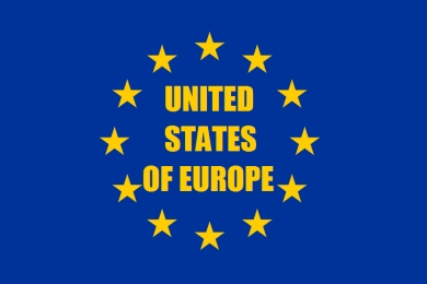 Flag of the United States of Europe-390