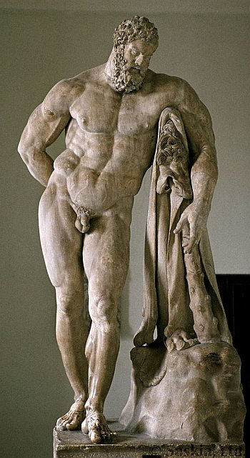 Farnese-Hercules-Roman-copy-by-Glykon-after-the-4th-century-bronze-original-by-Lysippos-3rd-century-CE