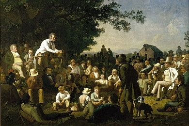 george caleb bingham stump speaking