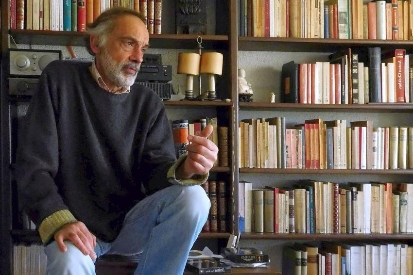 Μιλώντας με τον Αλέξανδρο Αδαμόπουλο για τον «Σιμιγδαλένιο» του