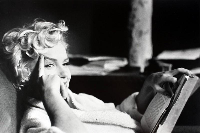 Διαβάζοντας Τζόις με την Μέριλυν