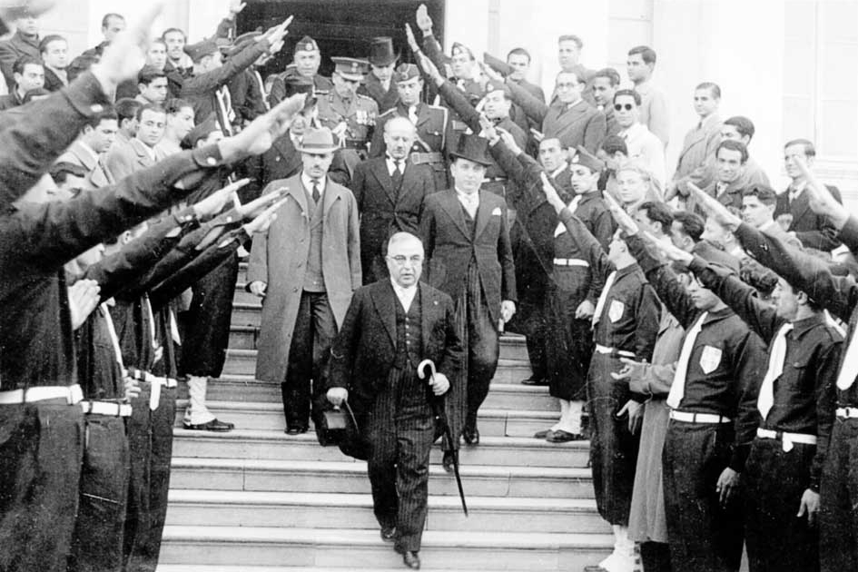 Δικτατορία Μεταξά: ιδεολογία, όραμα, πρακτικές