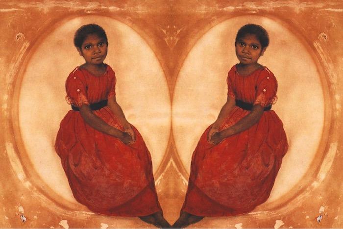 Η κρυφή ζωή του Ντίκενς ή το κορίτσι με το κόκκινο φόρεμα