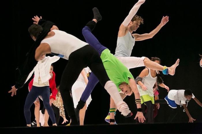 Gala χορού στη Στέγη