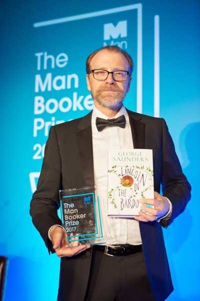 George Saunders TheManBookerPrize