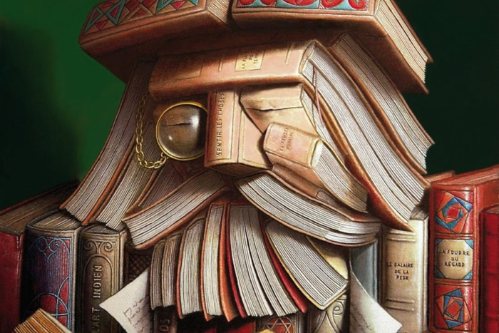 The librarian andre martins de barros700