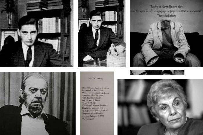 Ο Θανάσης Μαρκόπουλος «διαβάζει» 12 Έλληνες ποιητές