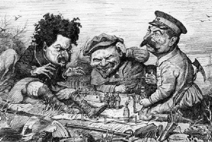 Η Ρωσική Επανάσταση «σαν μυθιστόρημα»