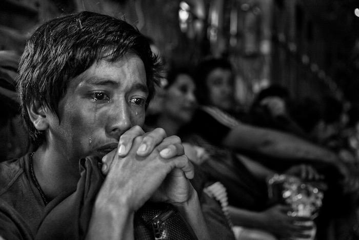 «Αναρίθμητες οι εικόνες της μεγάλης θλίψης»