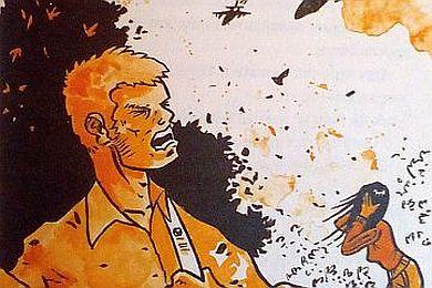 Ένα ντουκουζούρι τραγουδά τη μελωδία του πολέμου