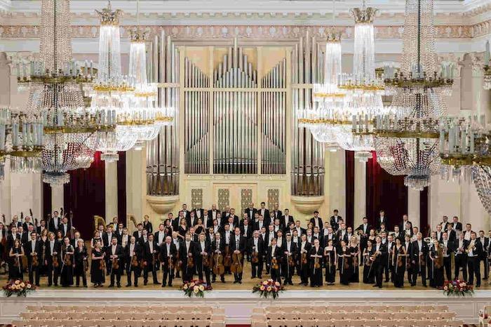 Δύο βραδιές με τη Φιλαρμονική Αγίας Πετρούπολης στο Ηρώδειο