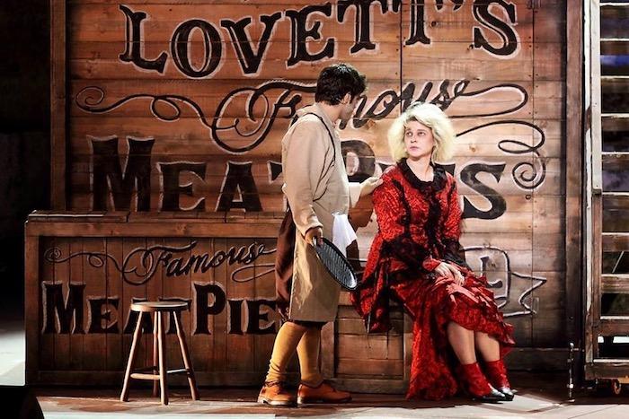 Sweeney Todd: ένα μουσικό θρίλερ στο Ηρώδειο