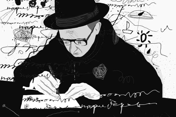 Περί δημιουργικής γραφής & άλλων δαιμονίων
