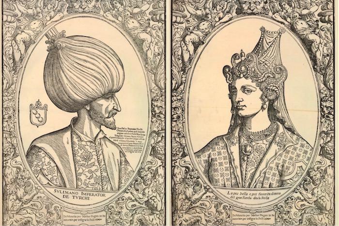 Απ' τον Σουλεϊμάν τον Μεγαλοπρεπή στον λαϊκό βάρδο Καρατζάογλαν
